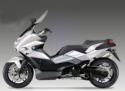 BMW Scooter 800