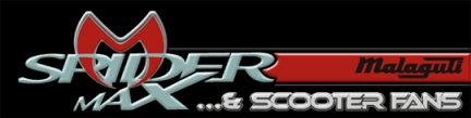 SpiderMax & Scooter Fans
