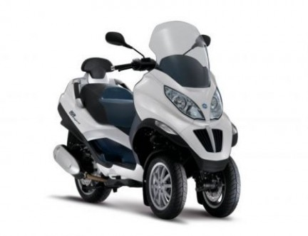 Piaggo Mp3 Hybrid