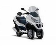 scooter piaggio mp3 hybrid