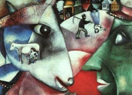 se' subpersonalità chagall