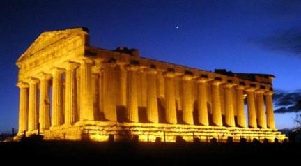 Agrigento, tempio