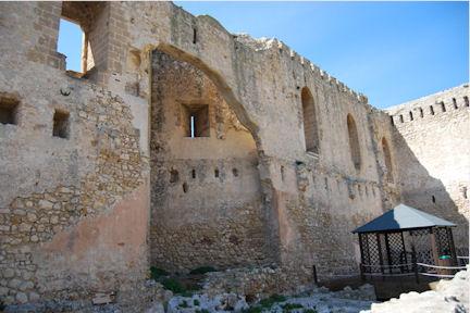 Sciacca, Castello Luna
