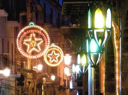 Natale a Cefalù