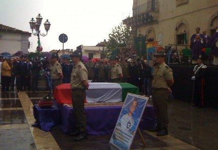 Francofonte funerali Sebastiano Ville