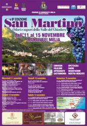 Sagra di San Martino odori e sapori della Valle del Ghiodaro