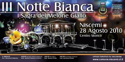 Notte Bianca Niscemi