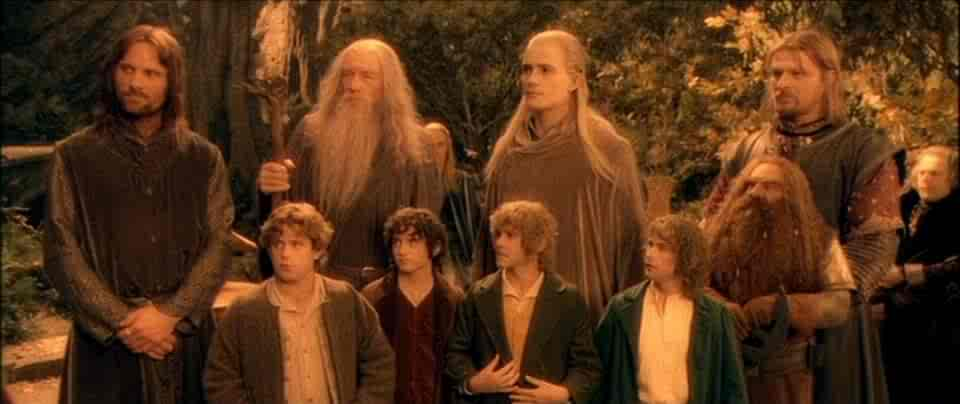 fellowship of the rings book film comparison essays