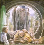 Illustrazioni Lo Hobbit