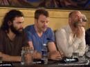 Aidan Turner (Kili), Rob Kazinsky (Fili), Graham McTavish (Dwalin)