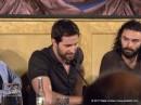 Richard Armitage (Thorin Scudodiquercia), Aidan Turner (Kili)