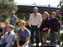 Le foto della conferenza stampa tenutasi il 10/02/11 a Wellington