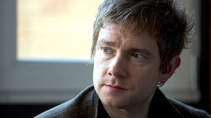 Le foto di Martin Freeman, interprete di Bilbo in Lo Hobbit