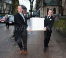 Le foto del matrimonio di Billy Boyd