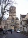 Le foto dei luoghi di Oxford seguendo le tracce di Tolkien