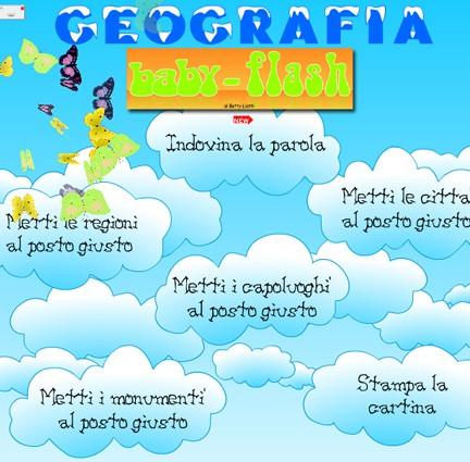 Schede didattiche interattive sportello provinciale autismo for Baby flash italiano doppie