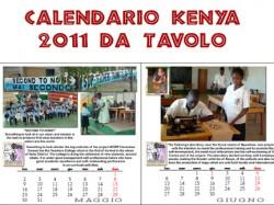 CD calendario Kenya
