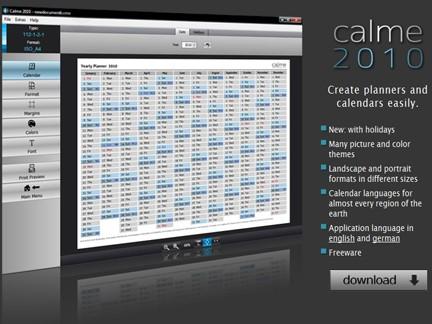 Calendari free con Plane