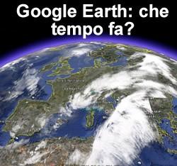 Google previsioni Meteo