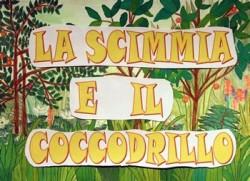 Harambee favole: La scimmia e il coccodrillo