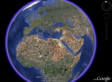 Viaggio 3d nel pianeta