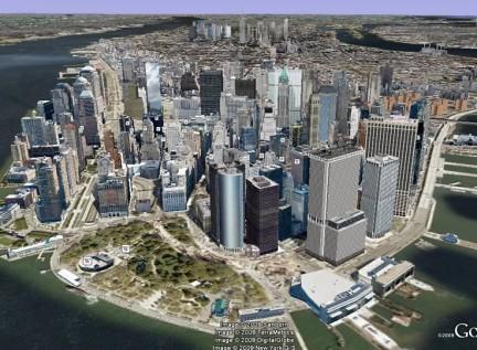 Manhattan, New York 3d