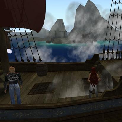 Battaglia virtuale in Second Life