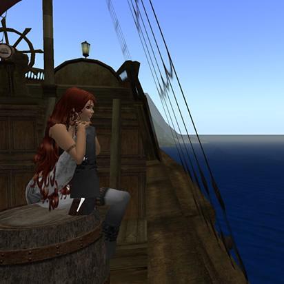 BlogSpot: sul vascello pirata