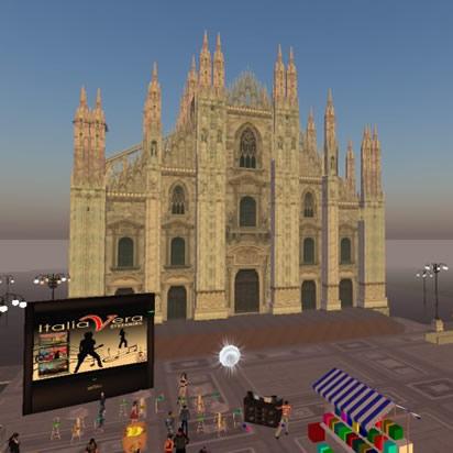Ricostruzione del Duomo di Milano