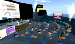 second life learning
