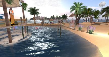 spiaggia Second Life