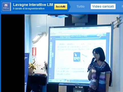 video corsi uso LIM
