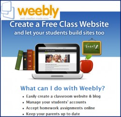 weebly editor web