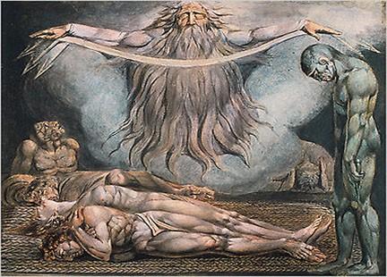 House of Death   William Blake