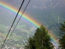 Foto dell'  arcobaleno