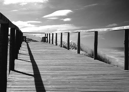 attraversare un ponte