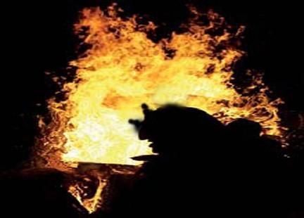 diavolo e fuoco