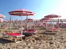 Immagini della spiaggia di Cervia