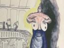 Disegni ed immagini di Fellini