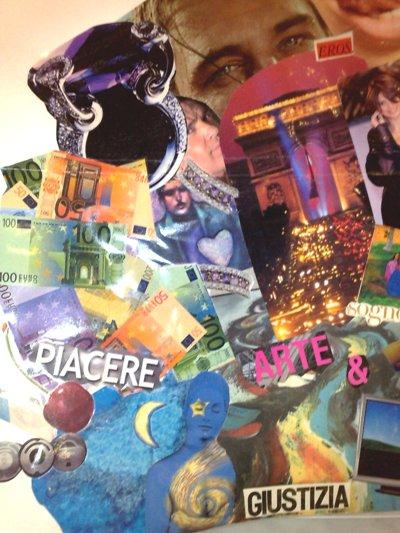 collage dei desideri
