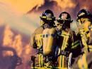 Pompieri in azione