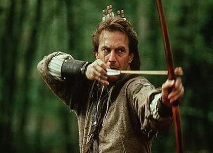 robin hood arco e frecce