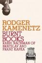 Foto di Rodger Kamenetz e dei suoi libri