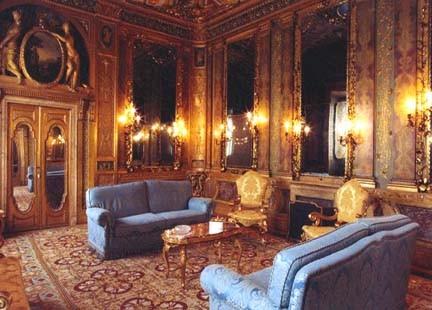 Il salotto e il soggiorno nei sogni