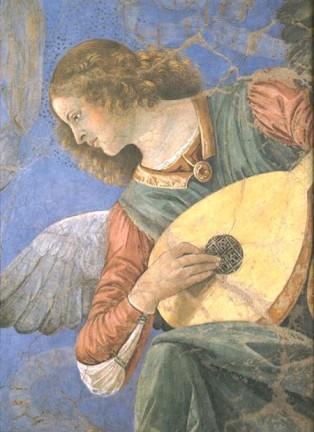 Immagini di angeli nell'arte