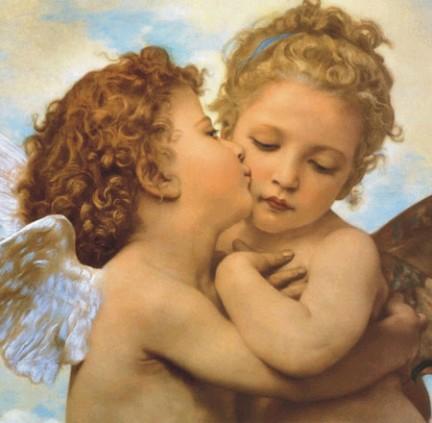 Gli angeli nell arte immagini gratis per il tuo blog for Quadri con angeli