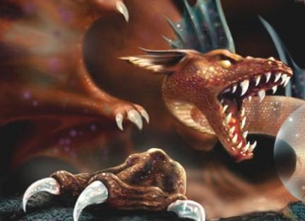 sogno del drago