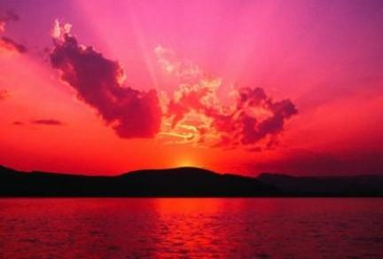 tramonti sogni poesia