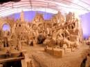 Presepi si sabbia in Romagna
