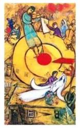sogni segni chagall